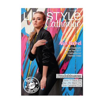 Lifestyle Magazin,<br>deutsche Ausgabe