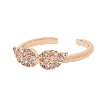 milouwings ring <br>roségold