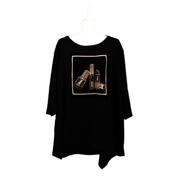 Queen-Sized Shirt<br>Golden Shine