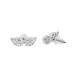 milouwings earwings <br>silber